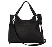 Vince Camuto Leather Tote Handbag - Riley - A304527