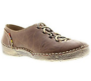 Spring Step Carhop Leather Slip-ons - A329827