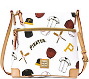 Dooney & Bourke MLB Pirates Crossbody - A280028