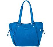 Vera Bradley Iconic Microfiber Glenna Satchel Handbag - A304128