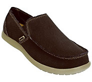 Crocs Mens Santa Cruz Slip-On Shoes - A326328