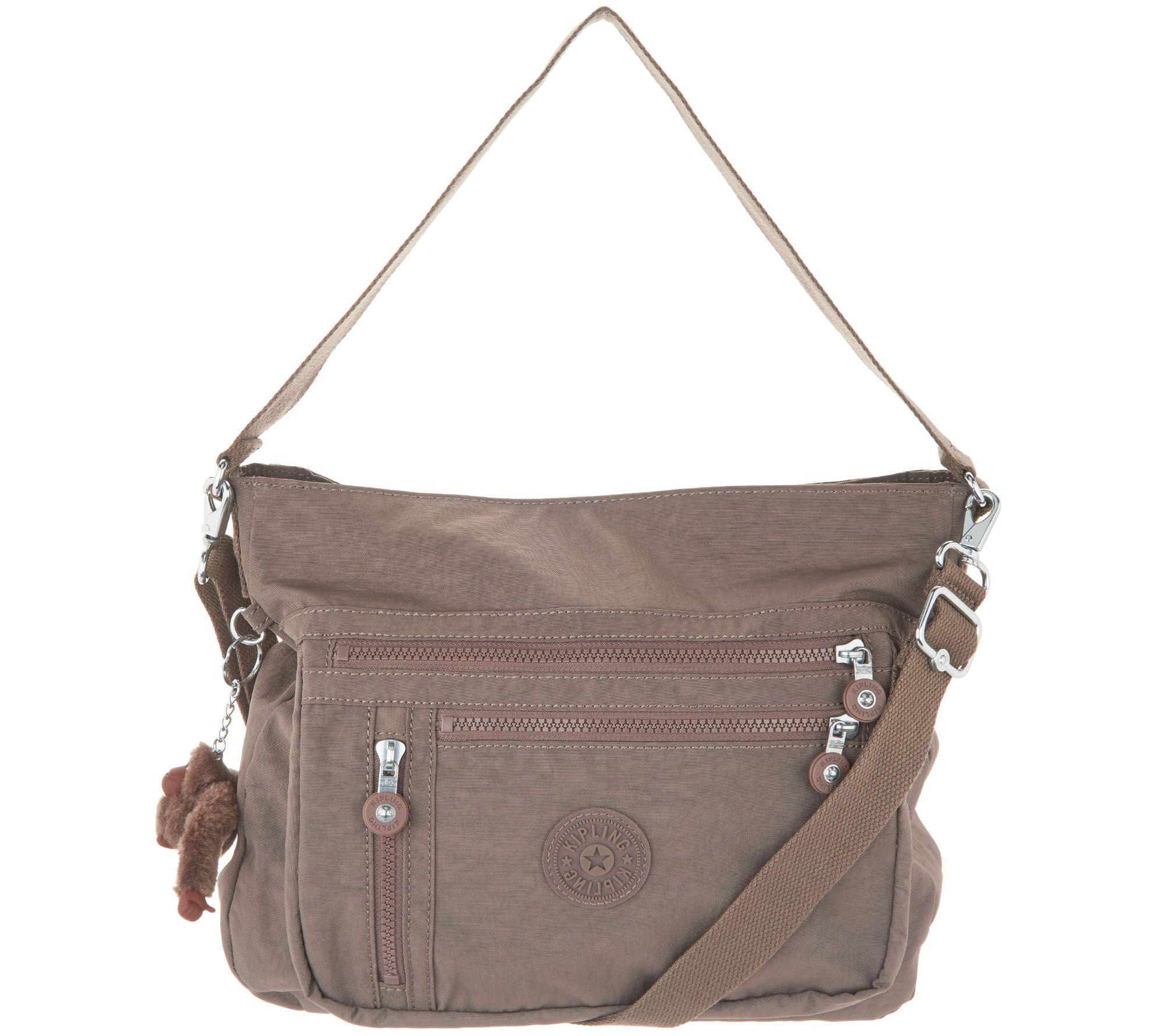 864b5b2f2c Kipling Convertible Shoulder Bag with Crossbody Strap - Teresa - Page 1 —  QVC.com