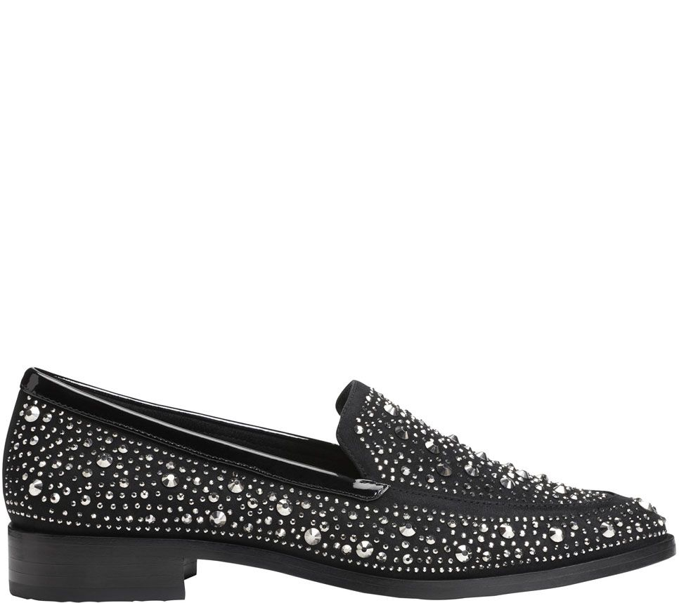 1ffe4004ac9 Aerosoles Sparkling Loafers - East End - Page 1 — QVC.com