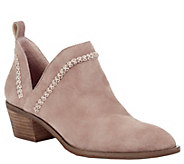 Sole Society Cutout Booties - Nikkie - A412628