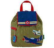 Stephen Joseph Quilted Backpack - A414028