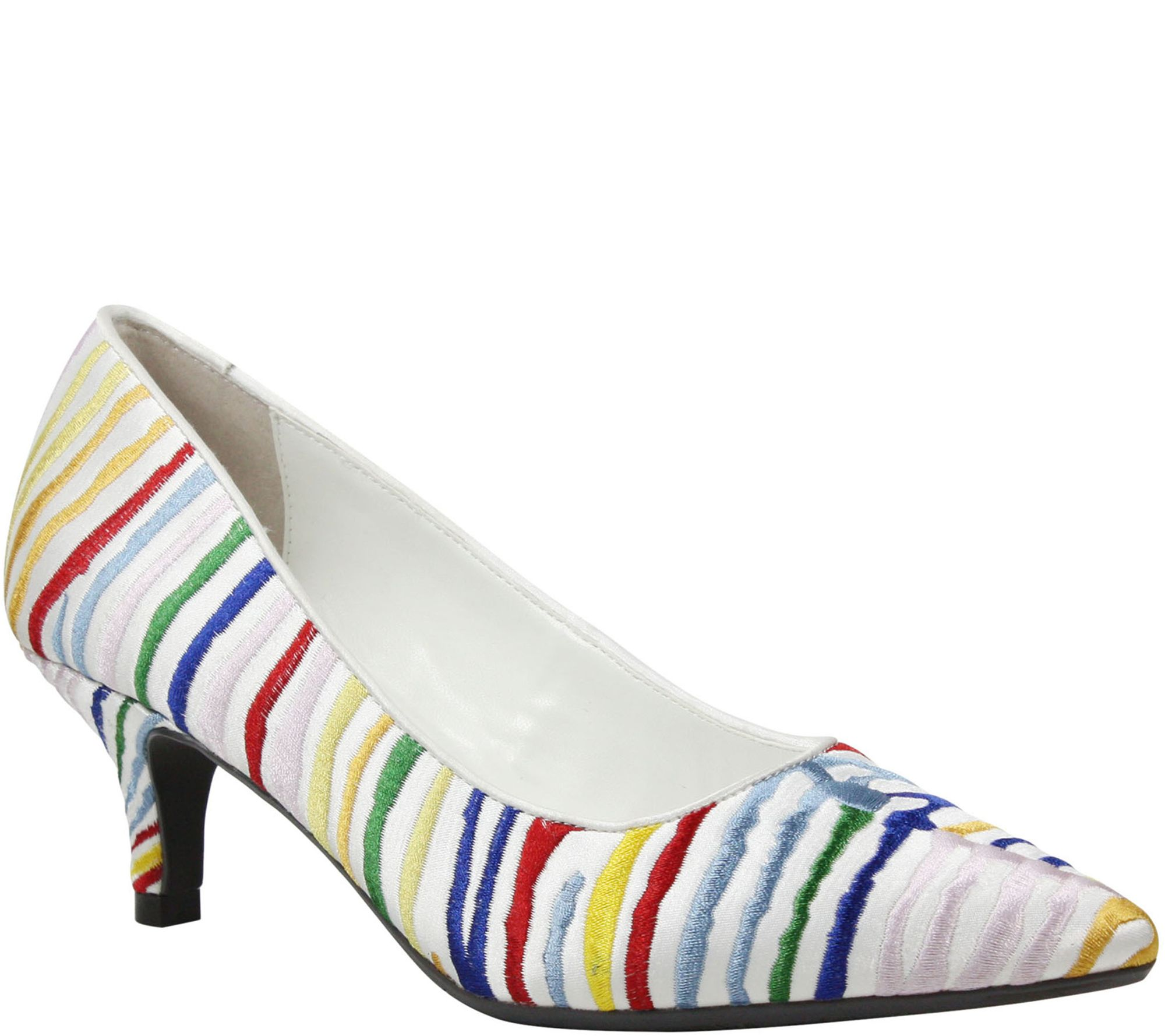 outlet locations cheap online J. Renee Mid Heel Pumps - Zelaina clearance footlocker Sl7XURm