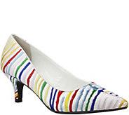 J. Renee Mid Heel Pumps - Zelaina - A414328