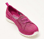 Skechers Microburst Bungee Slip-On Shoes -Topnotch - A302829