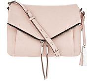 Vince Camuto Leather Crossbody Bag -Alder - A304529