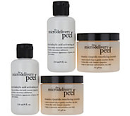 philosophy super-size microdelivery vitamin c peel duo - A309429