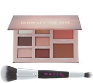 Mally Glow Get Em Girl Face & Eye Palette - A344529
