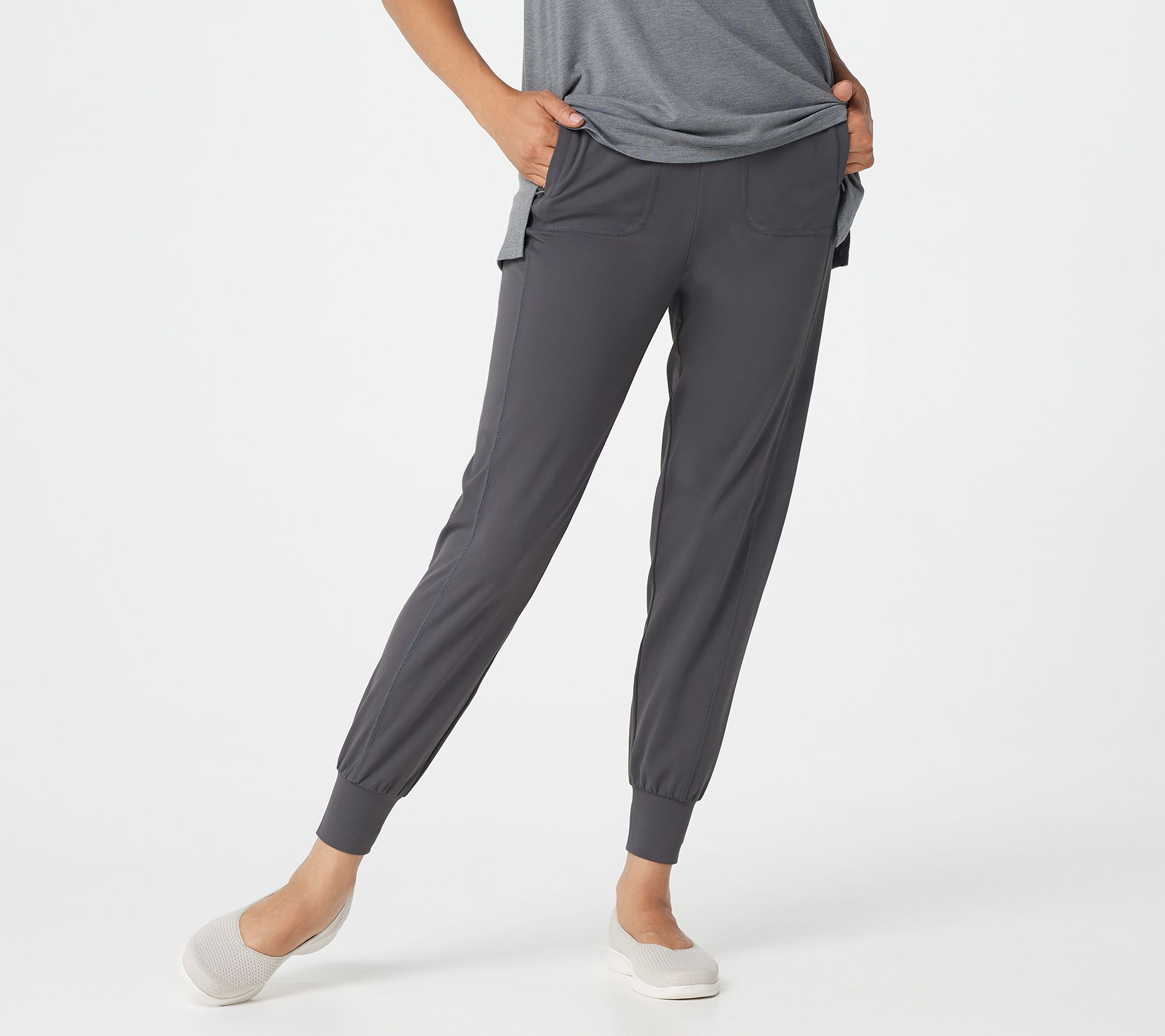Girls Help Me On A Family Vacation Teen Sweatpants Stretch Jogger Pants Back Pocket Black