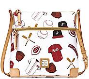 Dooney & Bourke MLB Reds Crossbody - A280030
