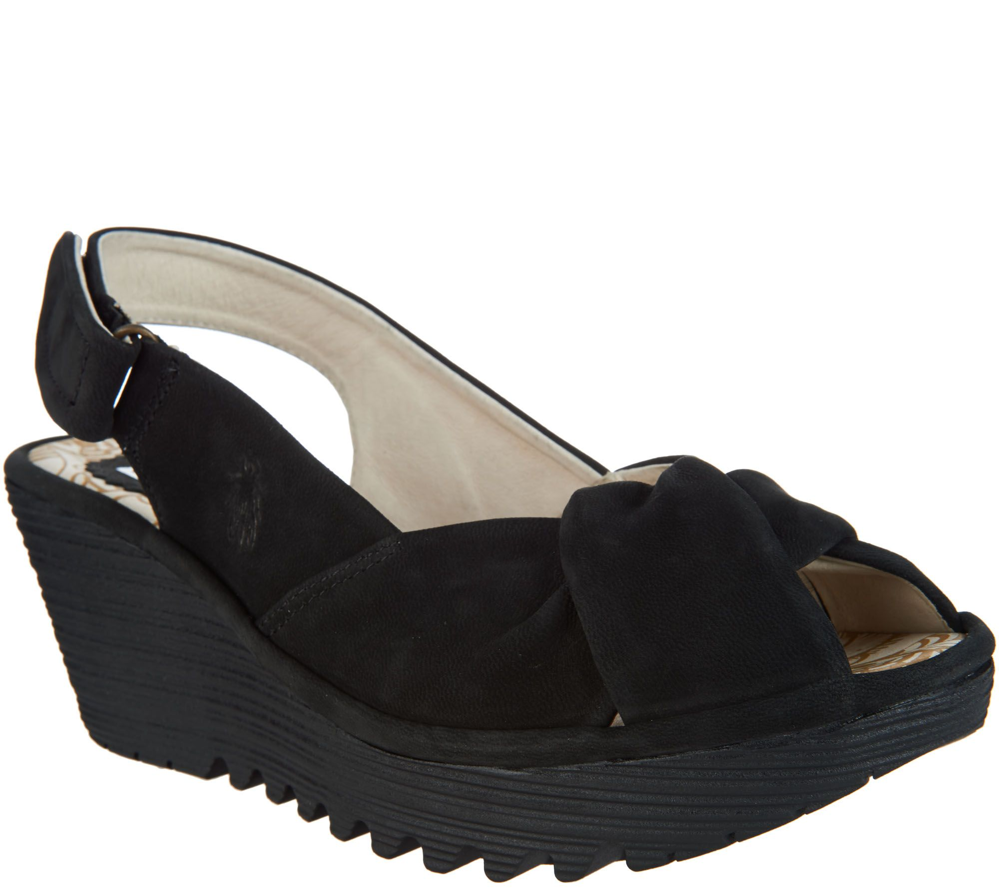 Fly Leather Wedges London Page 1 Slingback Yakin tsCxrdhQ