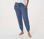 As Is Anybody Loungewear Petite Cozy Knit Jogger Pants - A294930