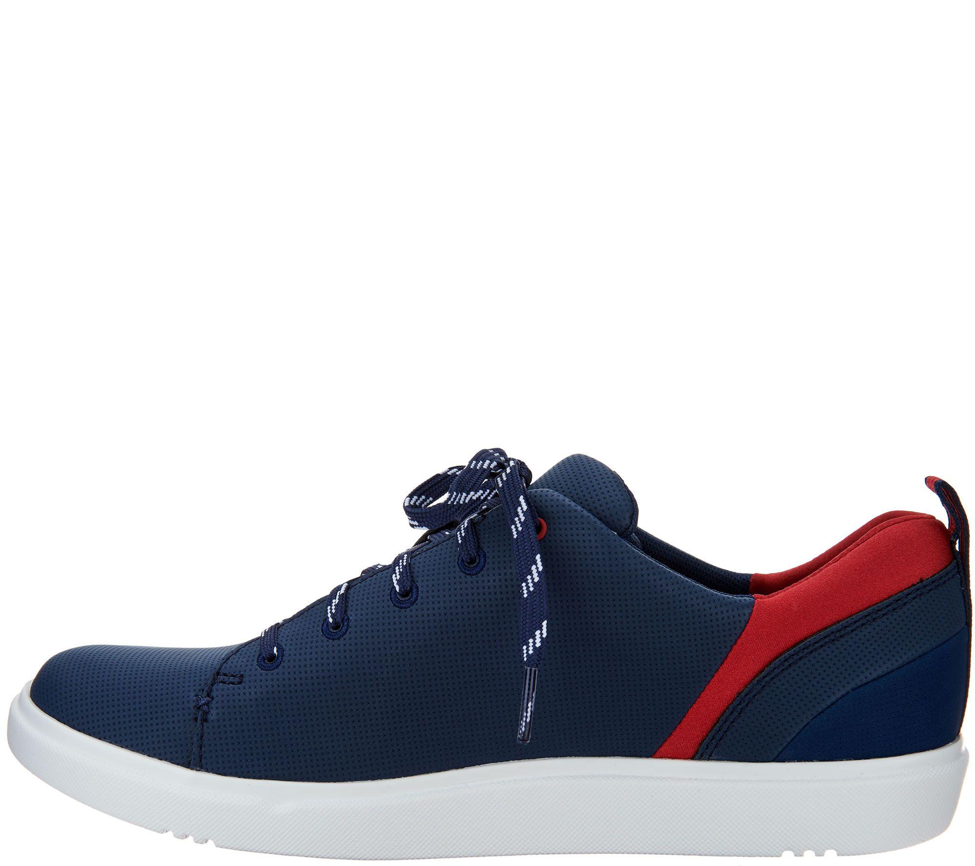 6f3d1c7faf4 CLOUDSTEPPERS by Clarks Lace Up Sport Shoes - Step Verve Lo - Page 1 —  QVC.com