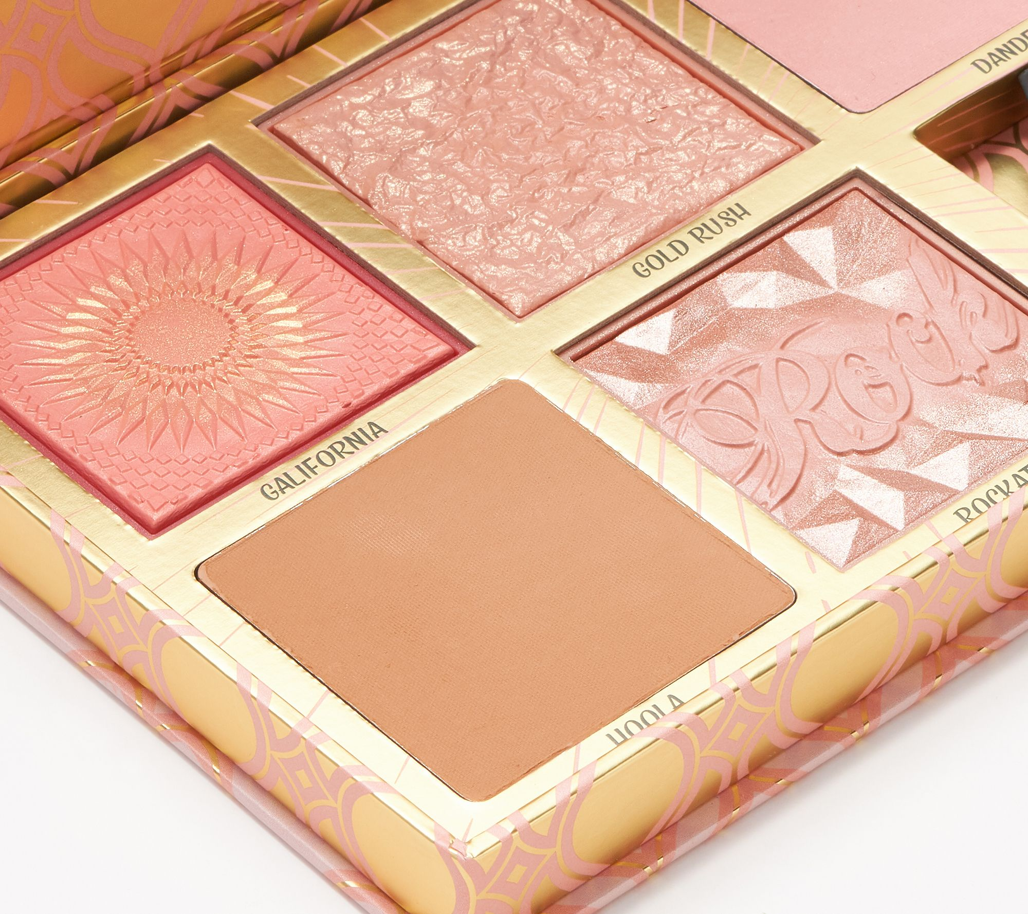 Babe On Board Mini Blush, Bronzer & Highlighter Palette by Benefit #20
