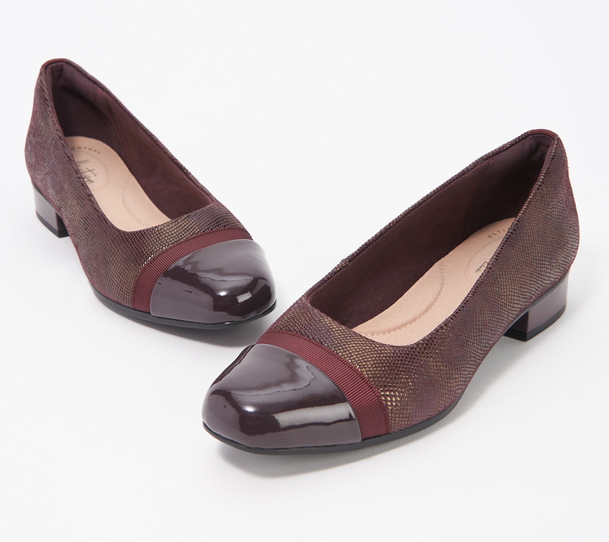 Franco Sarto Women`s Shoes Mount Chain Patent Leather Suede Flat Shoes 6.5 Black