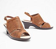 Easy Street Block Heel Sandals - Linda - A369430