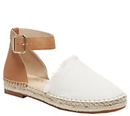 Sole Society Two-Piece Espadrilles - Stacie - A412630