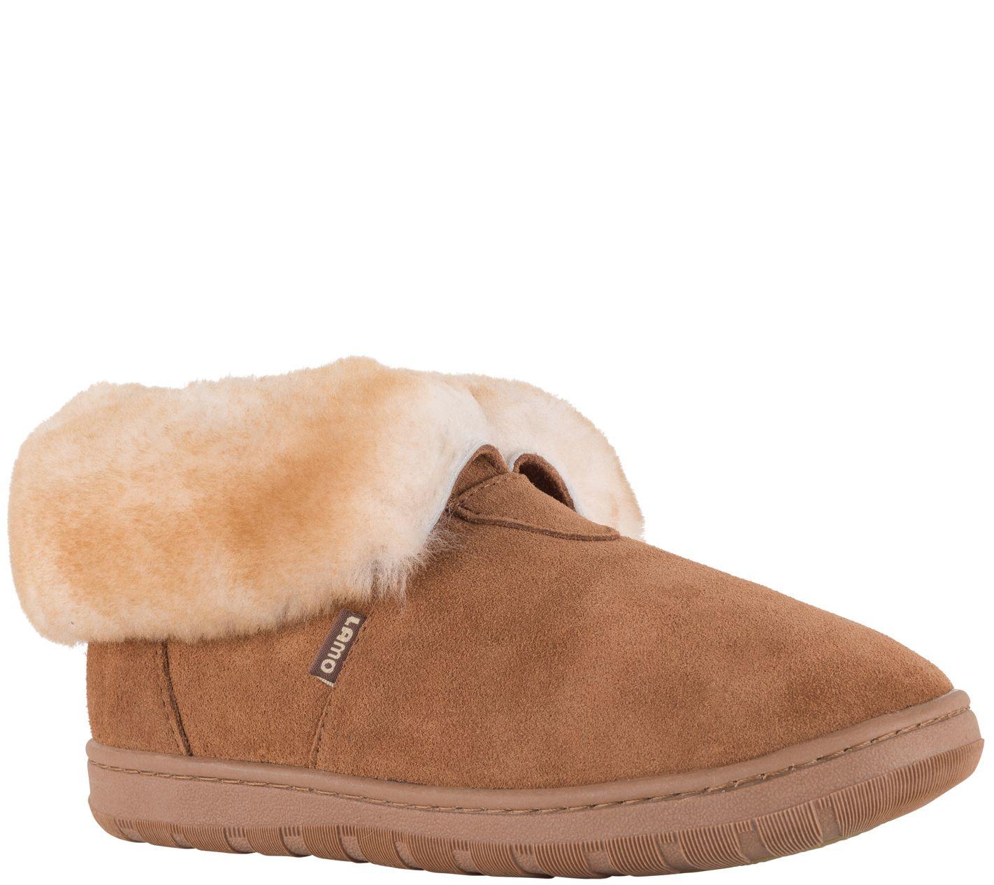1a396d32ccf540 Lamo Men s Bootie Slippers — QVC.com