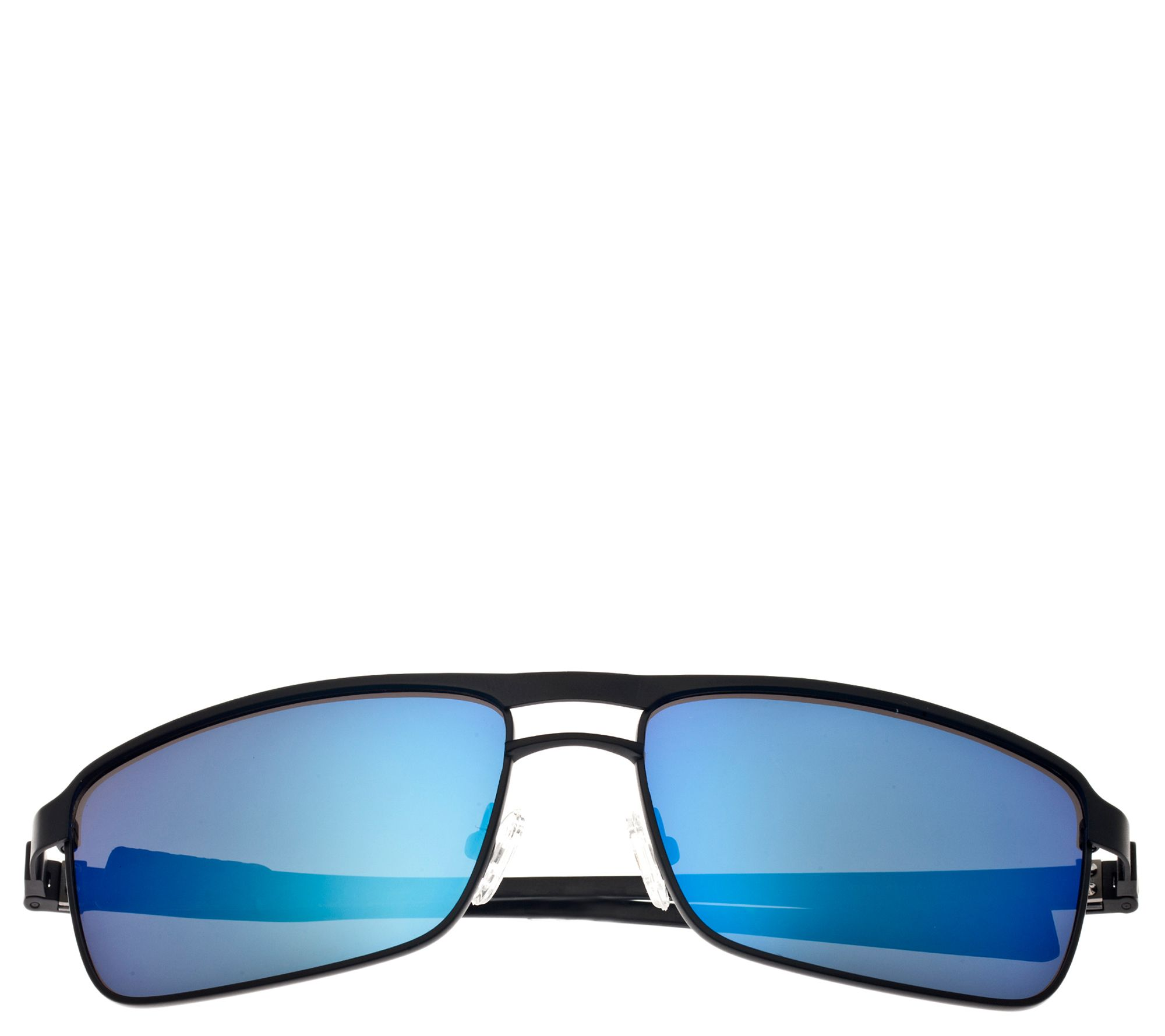 8491aeb97f Breed Taurus Carbon Fiber Polarized Men s Sunglasses — QVC.com