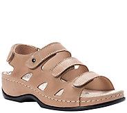 Propet Leather Slingback Comfort Sandals - Kara - A423530