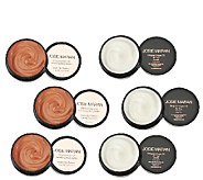 Josie Maran Argan Oil S/6 Regular & Illuminizing Body Butters - A262131