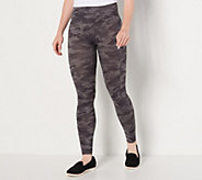 Spanx Look at Me Now Seamless Leggings - A288131