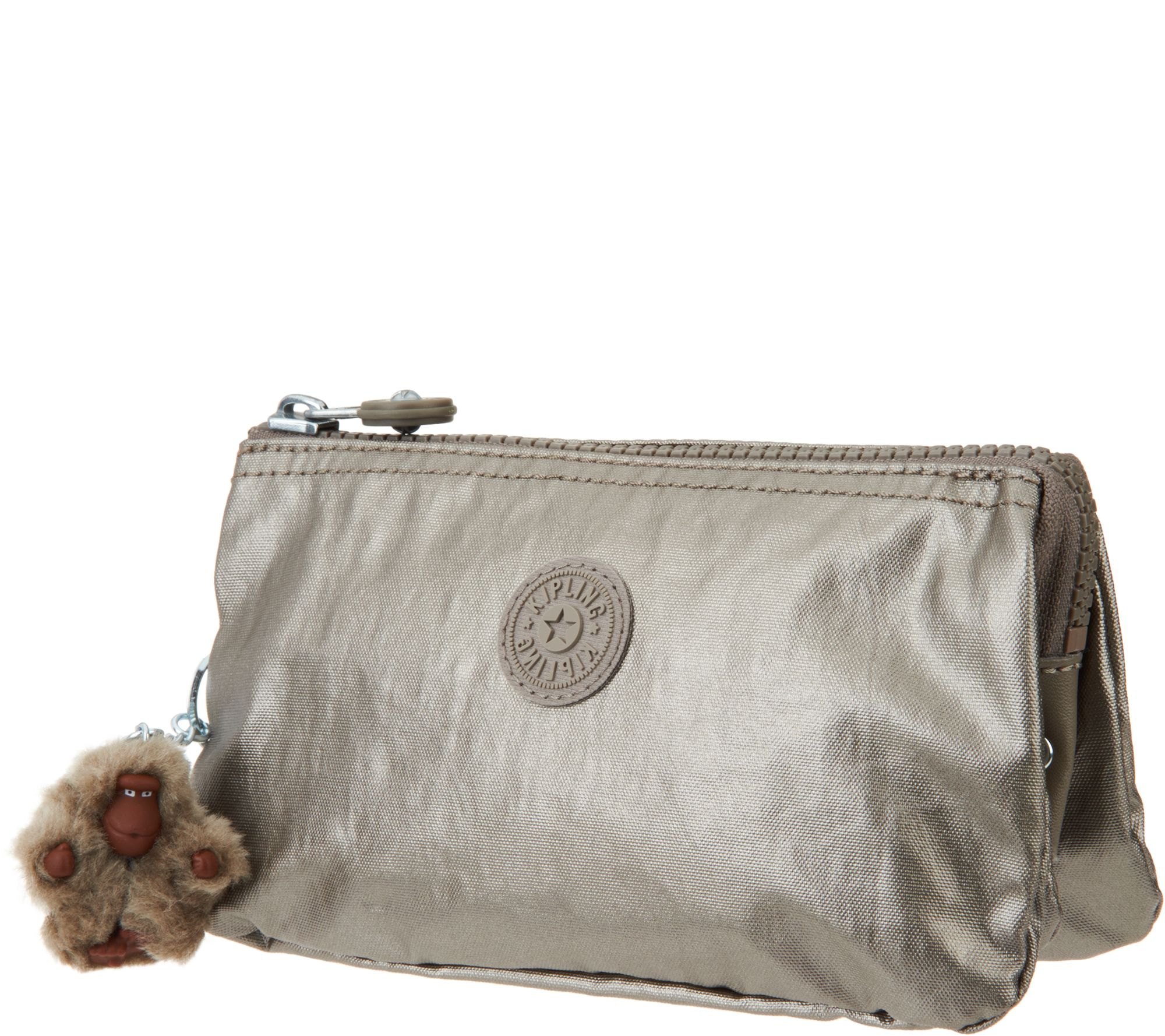 great fit the sale of shoes top-rated Kipling Nylon Expandable Clutch - Creativity L — QVC.com