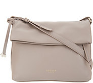 RADLEY London Leather Rose Castle Medium Flapover - A310931