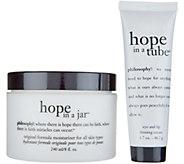 philosophy mega size hope in a jar moisturizer & eye duo AD - A344731