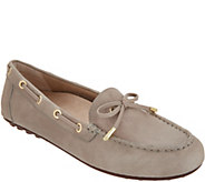 Vionic Nubuck Loafers - Virginia Leather - A346931