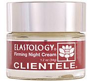 Clientele Firming Night Face Cream - A139132