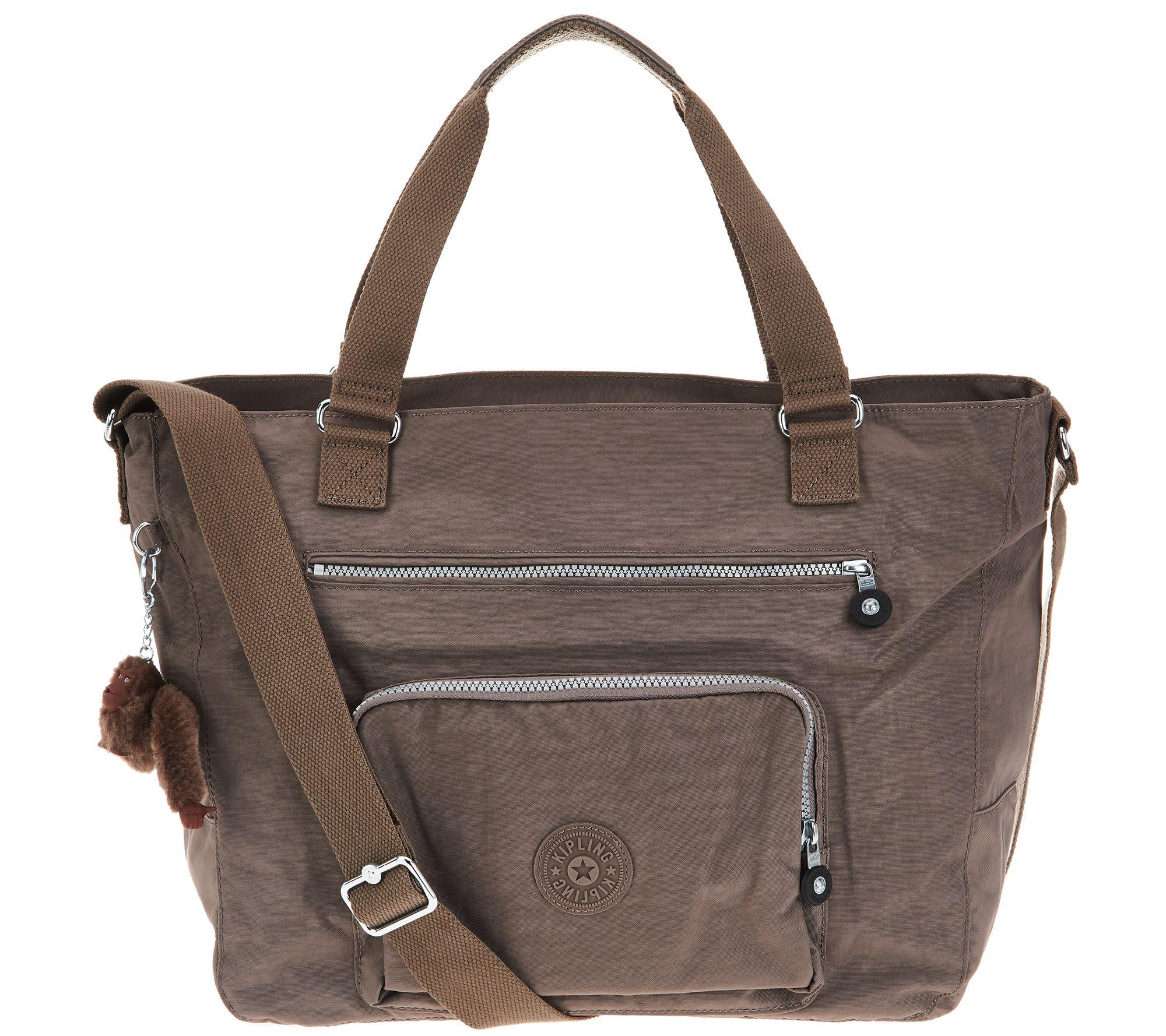 c517b419f Kipling Convertible Tote Bag - Maxwell - Page 1 — QVC.com