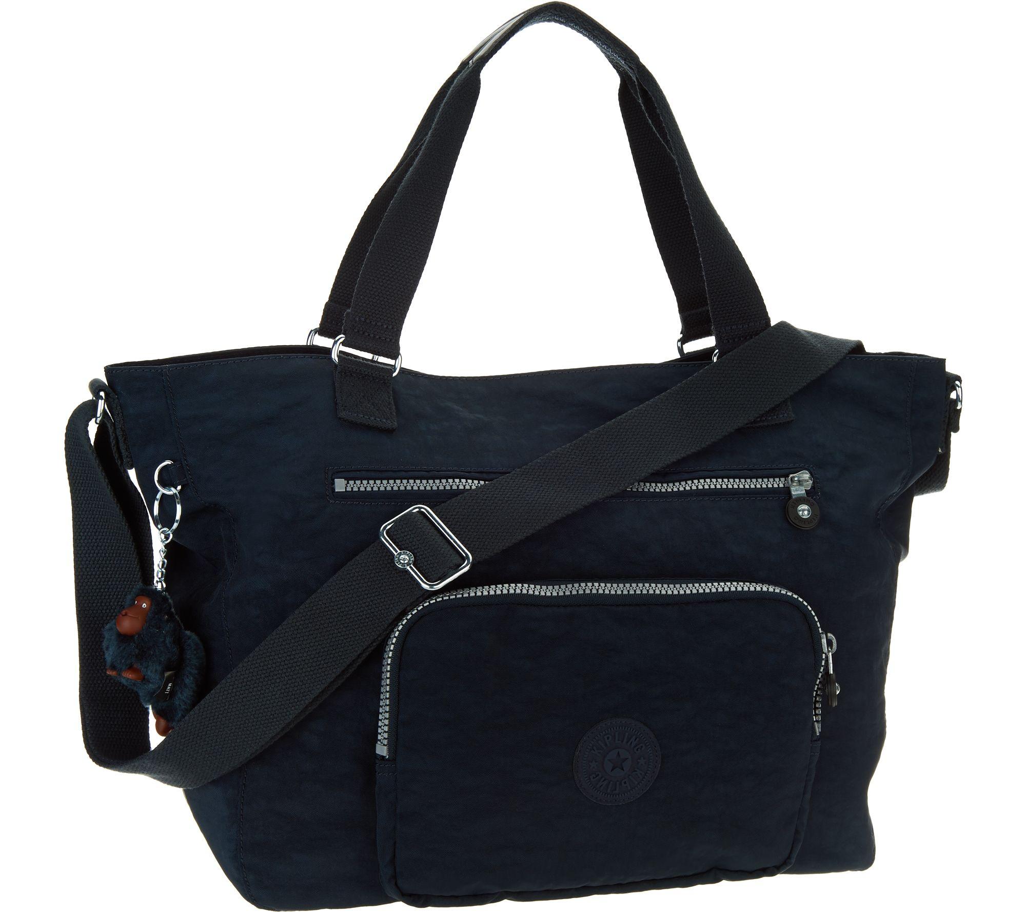 272740afdd3 Kipling Convertible Tote Bag - Maxwell - Page 1 — QVC.com