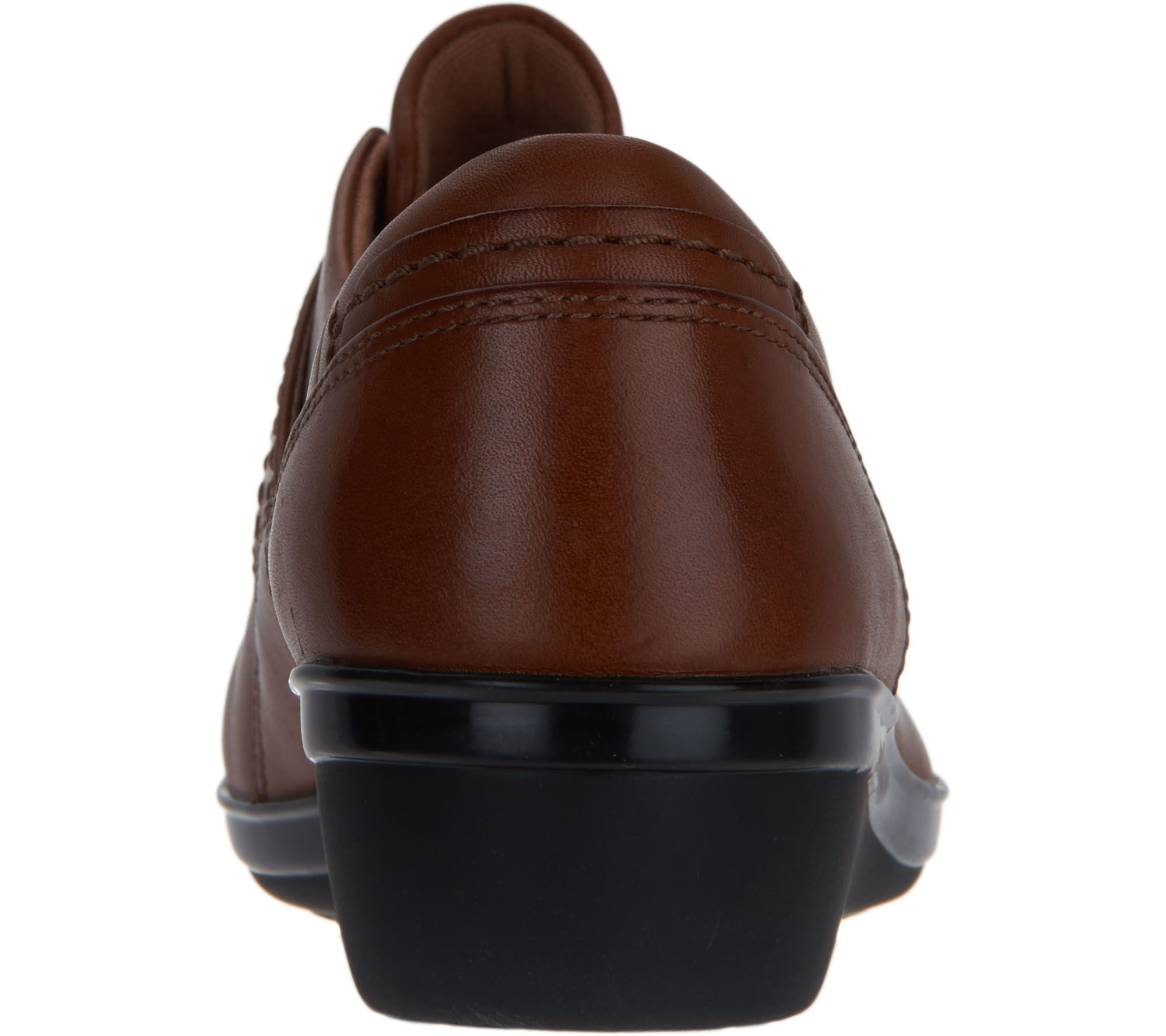 f599b69276489 Clarks Collection Leather Monk Strap Shoes - Everlay Dixie — QVC.com