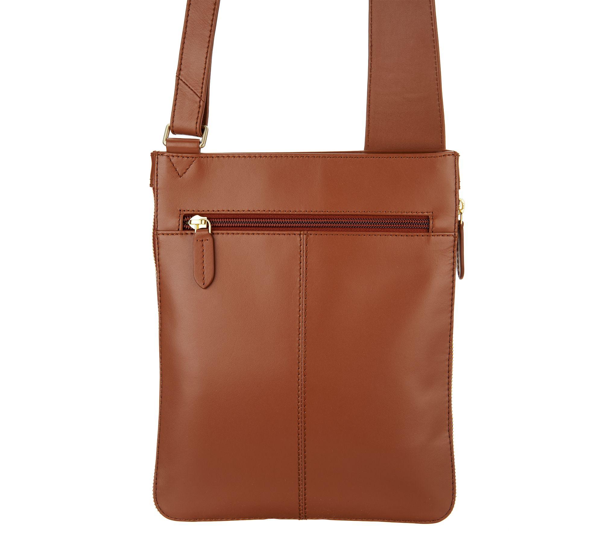 RADLEY London Medium Pockets Leather Crossbody Handbag - Page 1 — QVC.com 80e665eafc8fd