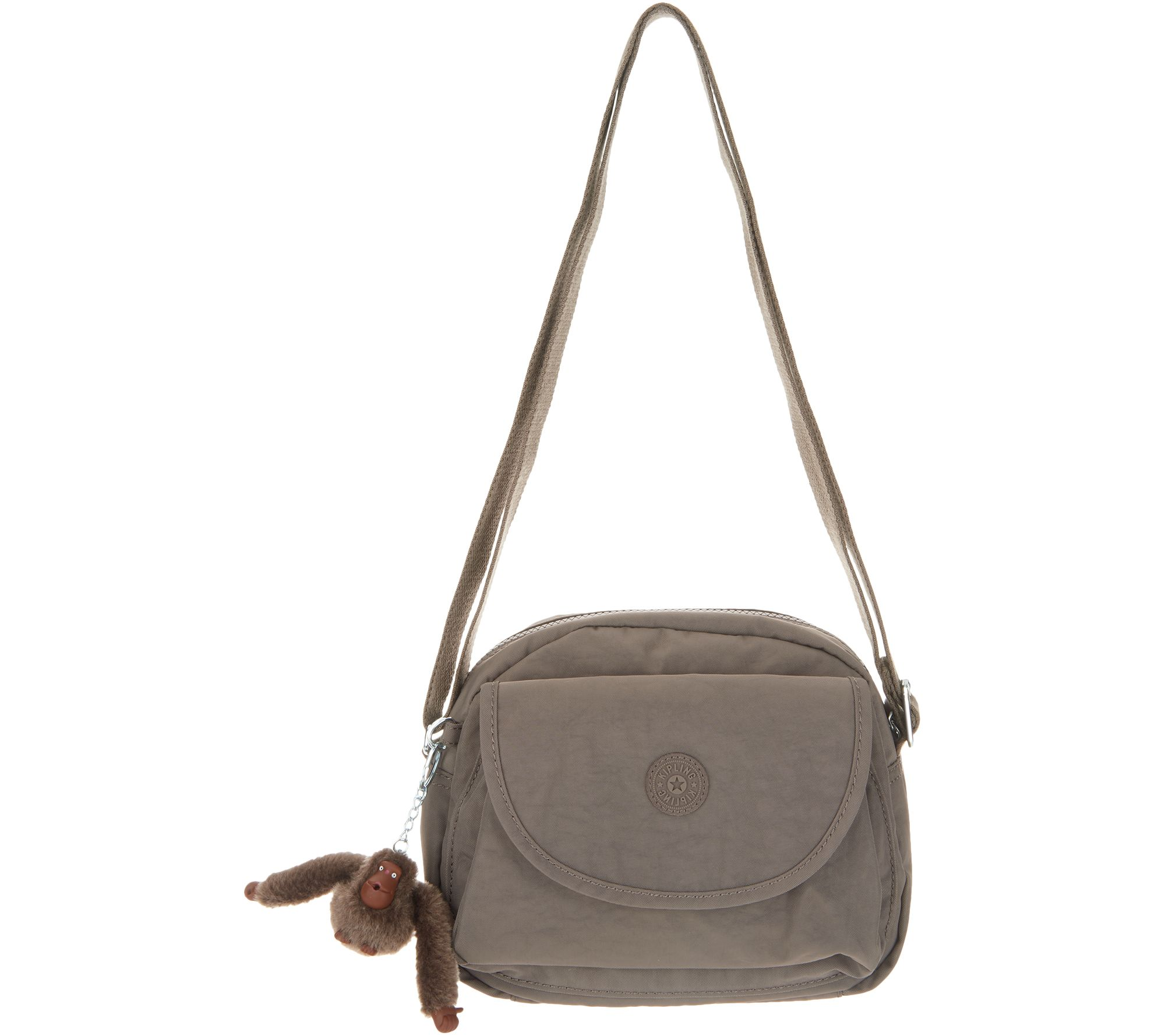 901738b88dd Kipling Small Adjustable Crossbody Bag - Stelma - Page 1 — QVC.com