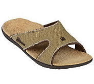 Spenco Mens Kholo Orthotic Slide Sandals - A329032