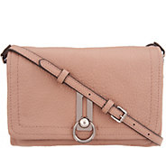 Vince Camuto Leather Crossbody Bag - Sanna - A342332