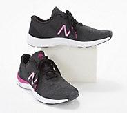 New Balance x Isaac Mizrahi Live! Mesh Lace-up Sneakers - 710 - A351732