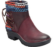 Bionica Leather Ankle Boots - Reign - A360632