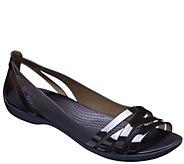 Crocs Sandals - Isabella Huarache 2 Flat - A413132
