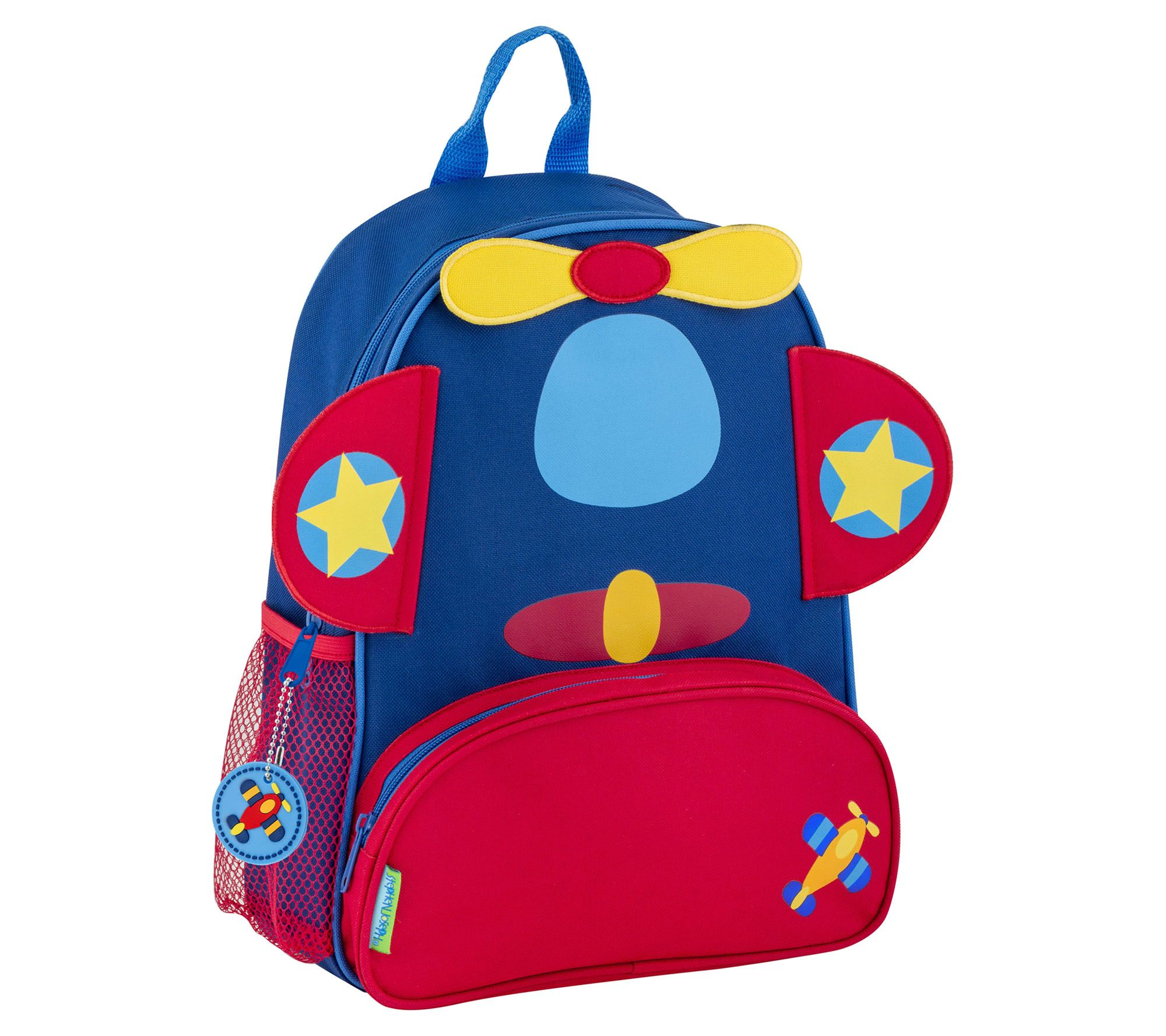 05fec37c33 Stephen Joseph Sidekicks Backpack — QVC.com