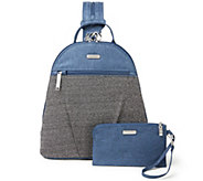baggallini Anti-Theft Convertible Backpack - A414732