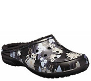 Crocs Freesail Graphic Lined Womens Clogs - A419532
