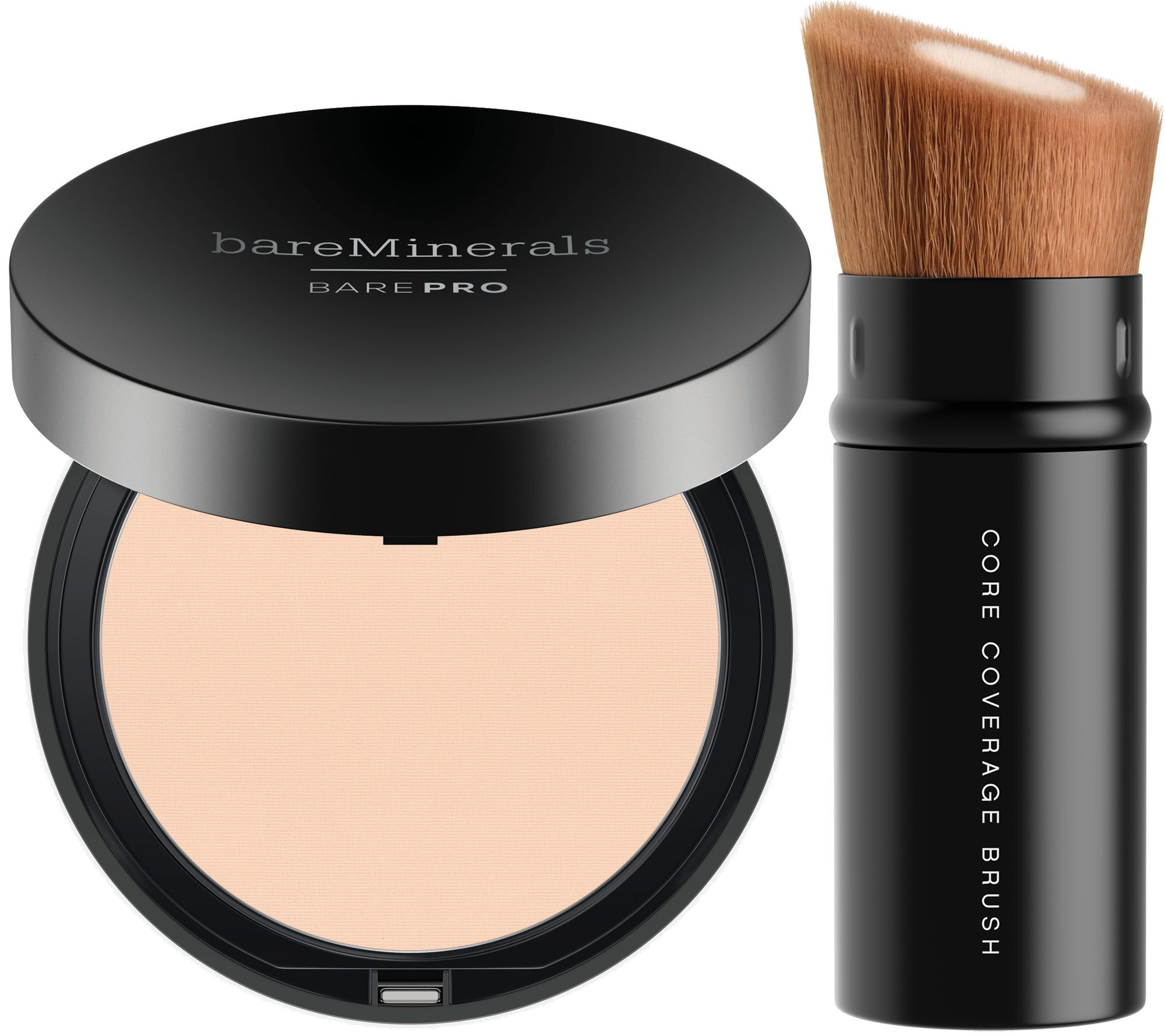 bare minerals pressed powder