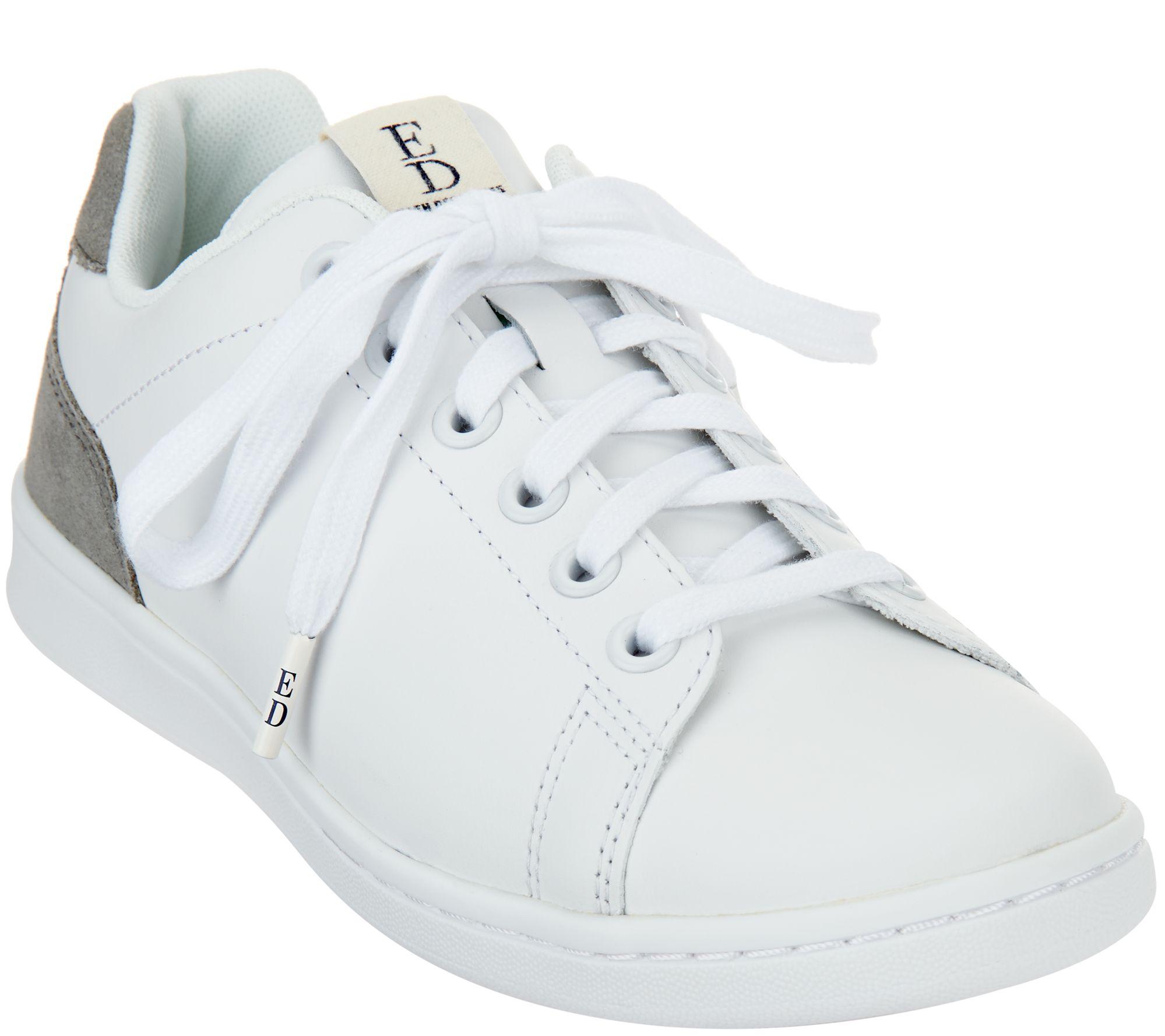 ED Ellen DeGeneres Lace Chapala up Sneakers Chapala Lace Page 1 — QVC  7791d5