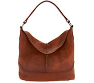 Frye Leather Cara Hobo Handbag - A304233